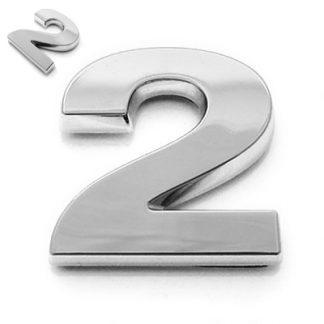 2, 3D Ziffer