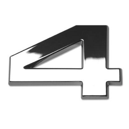 4, 3D Chromziffer
