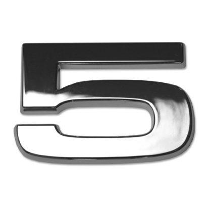 5, 3D Chromziffer