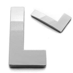 L, 3D Buchstabe 55mm