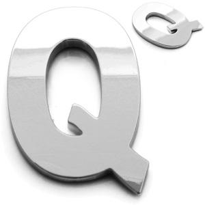 Q, 3D Buchstabe 55mm