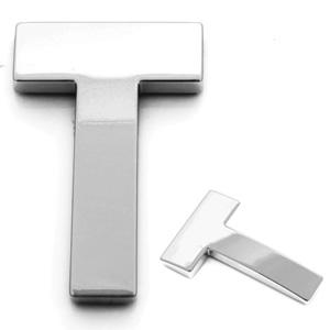 T, 3D Buchstabe 55mm