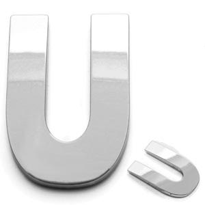 U, 3D Buchstabe 55mm