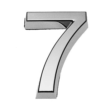 7, 3D Ziffer 24mm