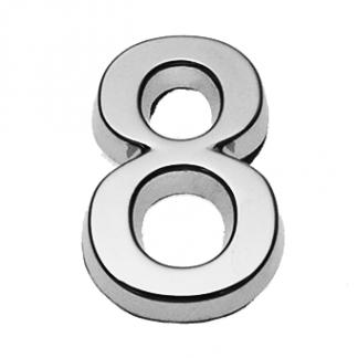 8, 3D Ziffer 24mm