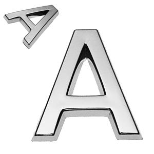 A, 3D Buchstabe 30mm