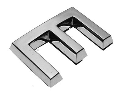 E, 3D Buchstabe 30mm