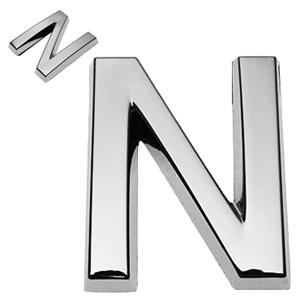 N, 3D Buchstabe 30mm