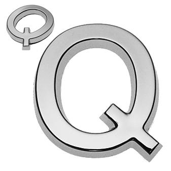 Q, 3D Buchstabe 30mm