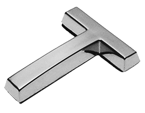 T, 3D Buchstabe 30mm