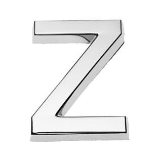 Z, 3D Buchstabe 30mm