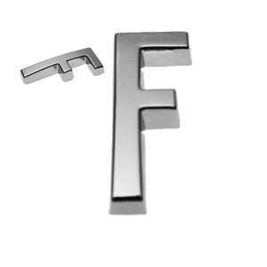 F, 3D Buchstabe 20mm