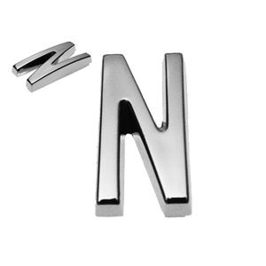 N, 3D Buchstabe 20mm