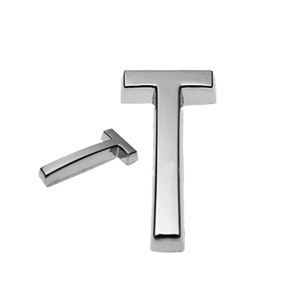 T, 3D Buchstabe 20mm