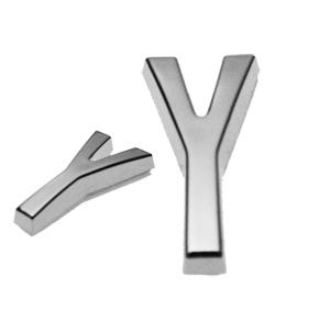 Y, 3D Buchstabe 20mm