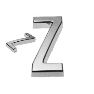 Z, 3D Buchstabe 20mm